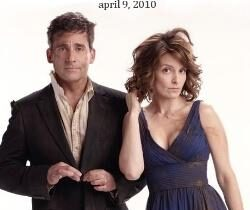 """""""Date Night"""" Goes Awry Steve Carell & Tina Know How to Spice Up Their On-Screen Marriage!"""