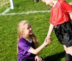 Sportiquette: Tips for raising polite kids, no matter the arena